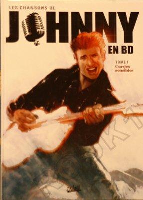 Johnny en BD - Tome 1